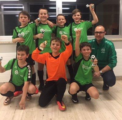 Siegerfoto Turnier Rankweil 04-03-2017