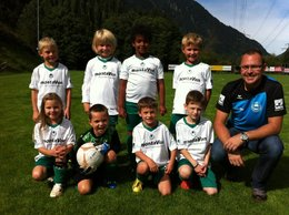 U8-Turnier in St.Gallenkirch 22-09-2013