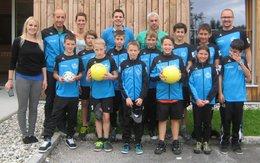 U12-Trainingslager 2014