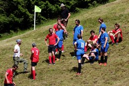 Werbespot - Alpine Soccer powered by Sprinter 4x4